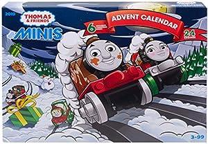 Thomas & Friends GGM30 MINIS Calendario de Adviento 2019