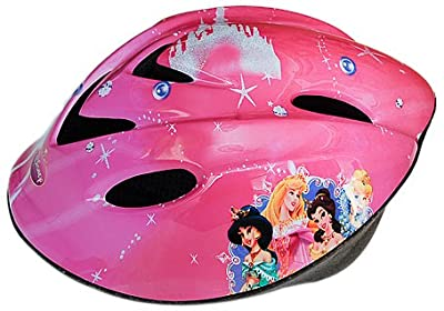 Widek Girls Disney Princess Helmet - Pink by Widek