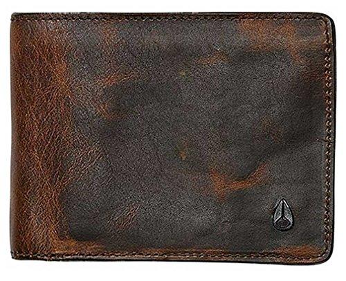 Nixon Mens The Arc SE Bi-Fold Wallet -