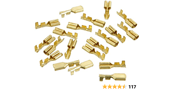 Märklin 74995 Flachsteckhülsen Inhalt 20 Stück Spur H0 Spielzeug