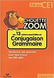 Les 13 Notions Essentielles En Conjugaison/ Grammaire (Ce1)