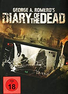 Diary of the Dead - Mediabook - Limited Edition [Blu-ray]