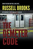 Front cover for the book The Demeter Code by Russell Brooks