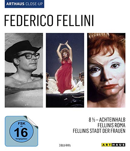Federico Fellini / Arthaus Close-Up [Blu-ray]