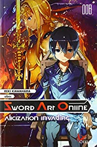 Sword Art Online Edition simple Alicization Invading