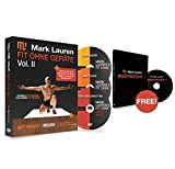Mark Lauren's Fit ohne Geräte II: Bodyweight Training 3-DVD-Set-German Version [DVD]