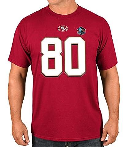 Jerry Rice San Francisco 49ers Majestic NFL