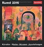Kunst 2016: Künstler, Werke, Museen, Ausstellungen