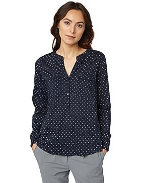 Tom Tailor für Frauen Shirt / Blouse gepunktete Bluse