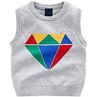GKKXUE Jerseys de primavera y otoño para niños Jerseys de jersey de niños Jerseys de