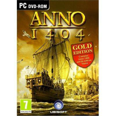 Anno 1404 – Gold Edition (PC) 51VJdtVzoQL