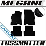 CARMAT Fussmatten mit Logo RN/MEGY08/L/B