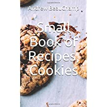 Small Book of Recipes, Cookies