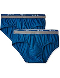Jockey Men's Cotton Brief (Pack of 2)