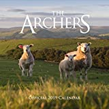 The Archers Official 2019 Calendar - Square Wall Calendar Format