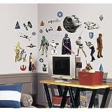 """RoomMates """"Star Wars Classic"""" Wall Sticker"""