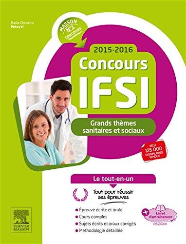 Concours IFSI : Grands thèmes sanitaires et sociaux par Marie-Christine Denoyer