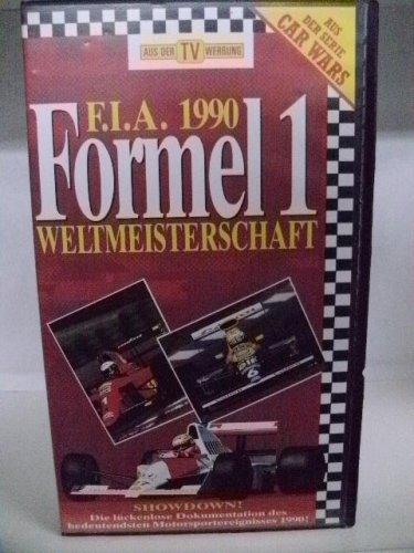 Formel 1 Weltmeisterschaft - F.I.A. 1990 ~ Showdown! ~ Die lückenlose Dokumentation des bedeutendsten Motorsportereignisses 1990!