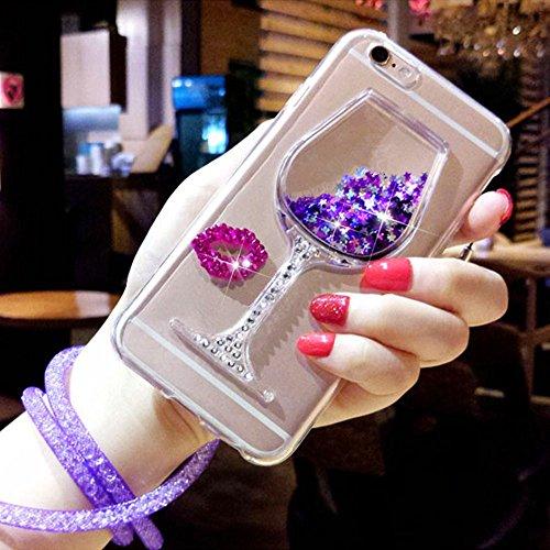 Flssig-Handyhlle-fr-Samsung-Galaxy-J3-2016-J320-Schutzhlle-Case-Glitzer-Flssig-Hlle-Durchsichtig-Transparent-Hart-Backcover-Plastik-Hardcase-Tasche-Cover-Hllen-Weich-Silikon-TPU-Klar-Bumper-Handytasch