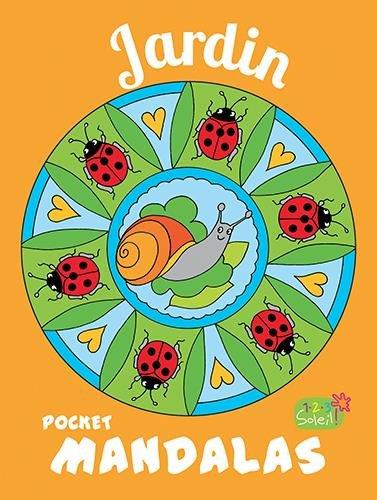 Pocket mandalas - Jardin