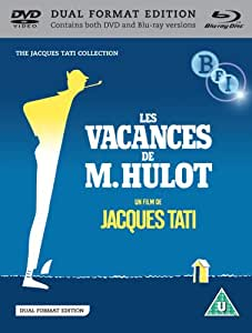 Les Vacances de M. Hulot [Blu-ray + DVD] [1953] [UK Import]