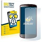 BROTECT AirGlass Protector Pantalla Cristal Flexible Transparente para Prestigio MultiPhone 7500 PAP7500 Protector Cristal Vidrio - Extra-Duro, Ultra-Ligero, Ultra-Claro