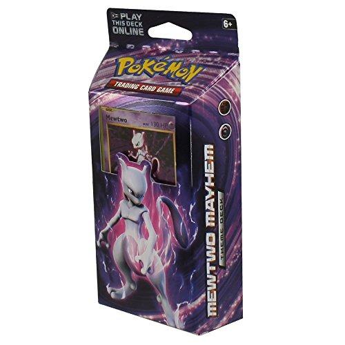 Pokemon TCG: XY12 Evolutions Mewtwo Mayhem Theme Deck
