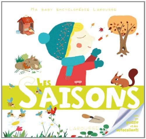 Les saisons (Ma baby encyclopédie)