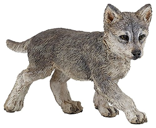 Papo - Baby wolf figure (2050162)