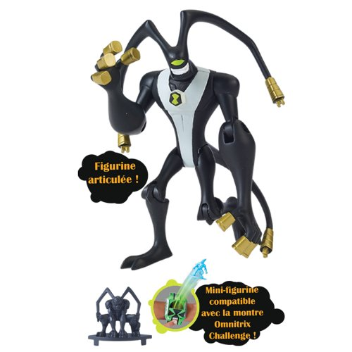 Image of Ben 10 Omniverse 10cm Alien Collection Figure Feedback