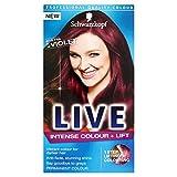 Schwarzkopf Live Intensive Color Plus Lift Ultra Violet Hair Dye