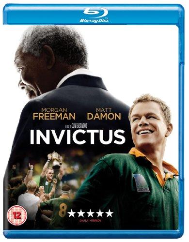 Invictus [Blu-ray] [2010] [Region Free]