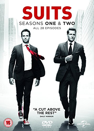 Suits - Season 1-2  DVD   2011