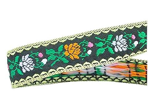Accessoires en dentelle Dedré brodé à la main pour vêtements