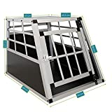 Aluminium Hundetransportbox