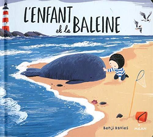 L'enfant et la baleine (édition tout-carton)