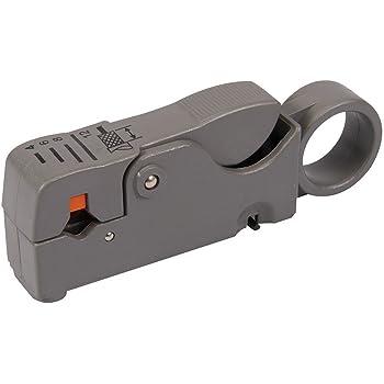 Silverline 633695 Pince /à d/énuder pour c/âble de donn/ées Multifonction