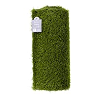 Talking Tables Artificial Grass Runner Party Table Decoration, Green, Length 1.5M, 5ft