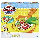 Play-Doh Pizzería,, 23 x 22 cm Hasbro B1856EU6