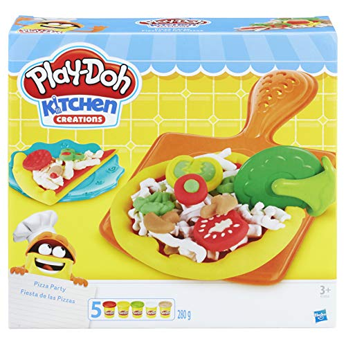 Play-doh - kitchen creations pizza party, b1856eu6