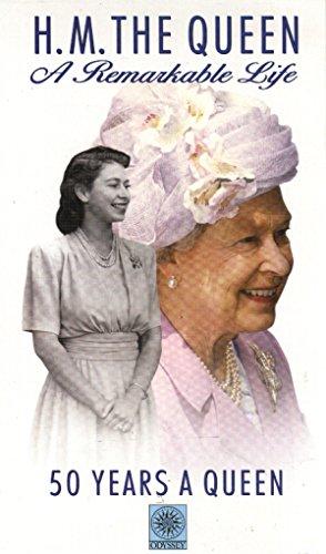 Preisvergleich Produktbild H.M. the Queen - a Remarkable Life [VHS]