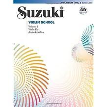Suzuki Violin School: Violin Part, volume 1