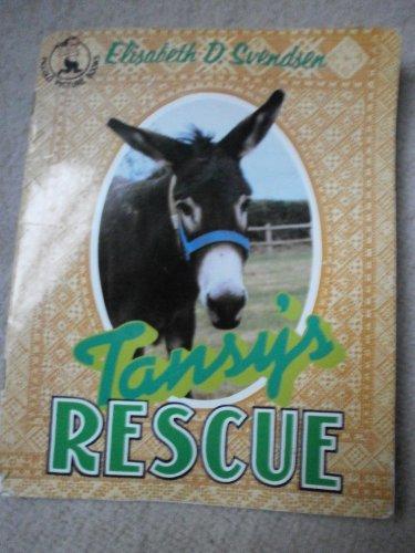 Tansy's rescue