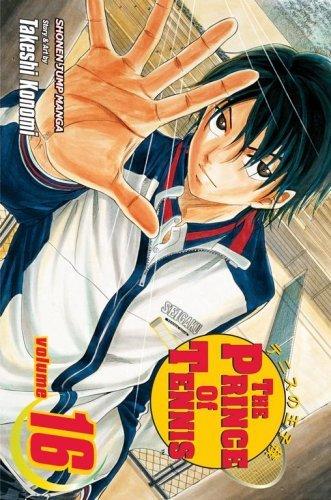 Prince of Tennis, The, vol 16 by Takeshi Konomi (Illustrated, 1 Aug 2009) Paperback par Takeshi Konomi