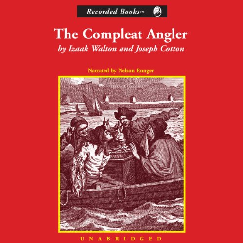 The Compleat Angler  Audiolibri