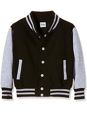 AWDis Kids Varsity Jacket, Chaqu
