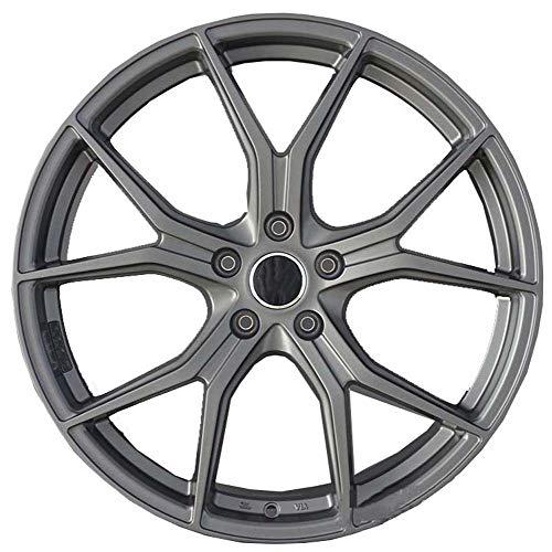 Leichtmetallrad 20 * 8.5J, PCD: 5 * 114.3, ET: 35, Mittelloch 73.1, kann Reifen 4PCS 235-255Mm angebracht werden -