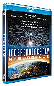 Independence Day : Resurgence Combo Blu-ray 3D + Blu-ray