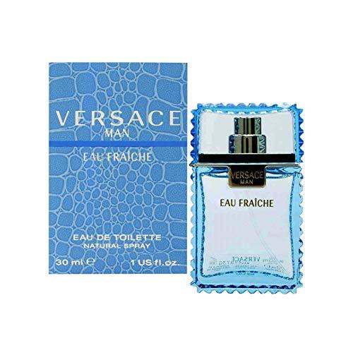 Versace Man Eau Fraiche EDT 30 ml, 1er Pack (1 X 30 ml)