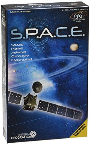 S.P.A.C.E. Con gadget